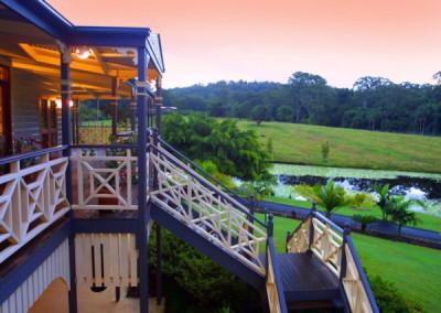 Palmwoods - Balcony
